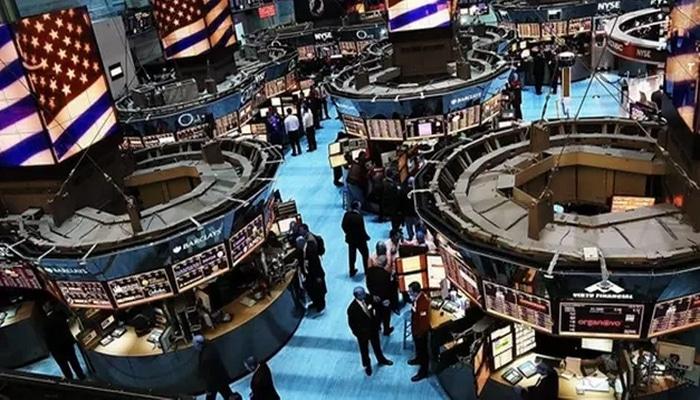 Korona çöküşü! ABD borsası 2008'den bu yana en kötü ayını yaşadı