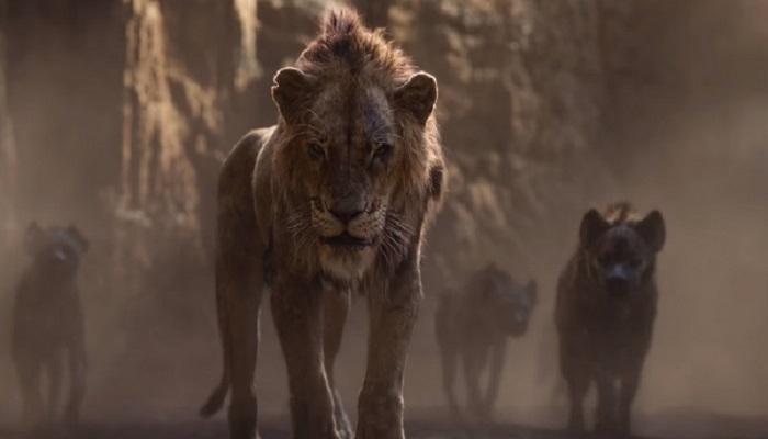 Появился трейлер фильма «Король Лев»