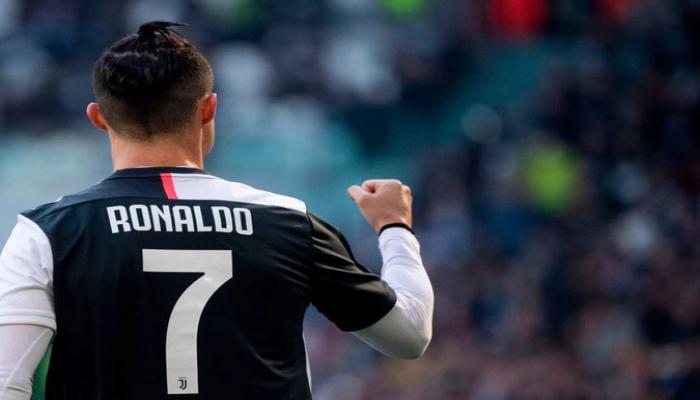 Роналду показал фото с тренировки 'Ювентуса'