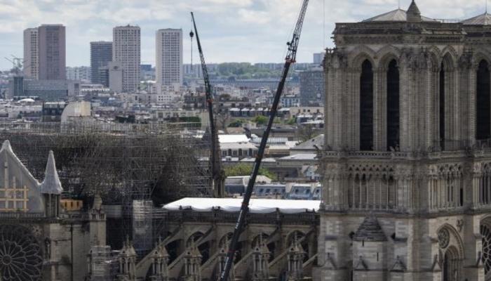 Ekspertlər Paris Notr-Dam kilsəsinintəmiri üçün tələsməməyə çağırıblar