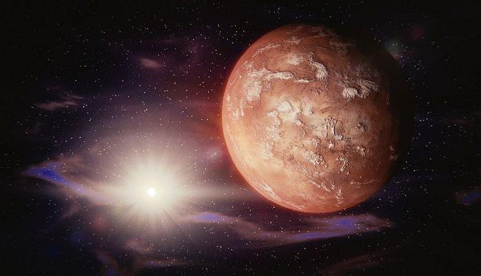 Планетологи рассказали, откуда вода на Марсе