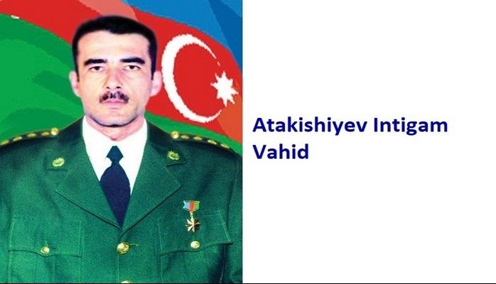 Atakishiyev Intigam Vahid