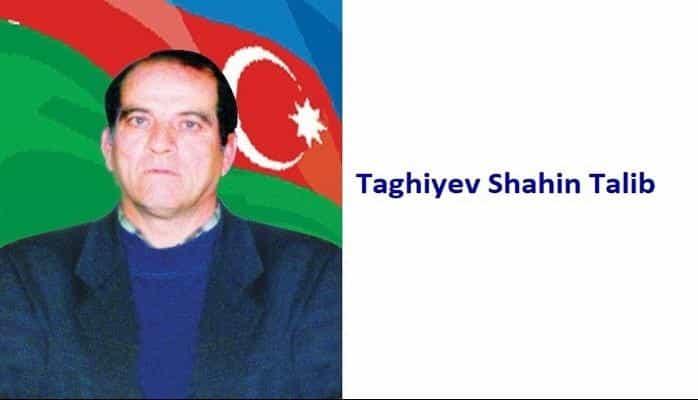 Taghiyev Shahin Talib