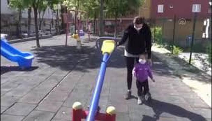14 yaş ve altı çocukların sokağa çıkma izni başladı