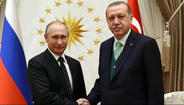 Putin and Turkey's Erdogan to hold talks in Russia soon: Kremlin