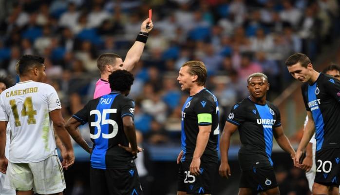 """UEFA """"Real""""ı bağışladı, kapitanı yox"""