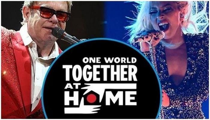 100-dən çox dünya ulduzunun evlərindən -Canlı Konserti