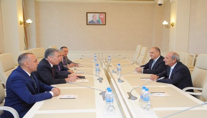 Фавзи Даоуд: Азербайджан и Иордания дружественные и братские страны