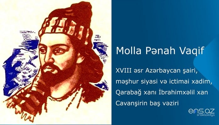 Molla Pənah Vaqif