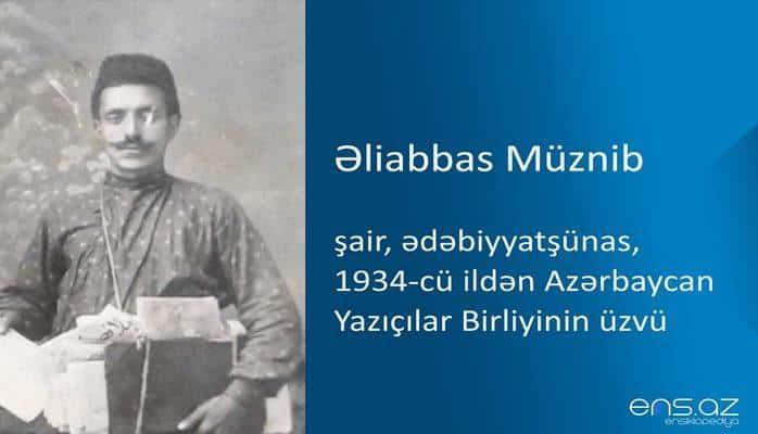 Əliabbas Müznib