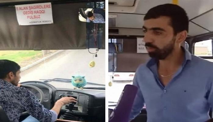 В Баку отличники могут бесплатно ездить на автобусе