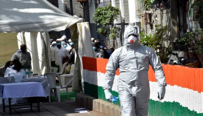 Индия обогнала Китай по количеству смертей от коронавируса