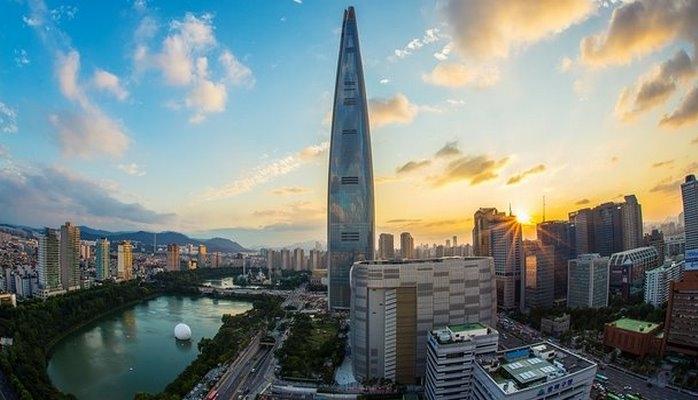 """Сеул за 108 млн долларов превратят в """"умный город"""" на базе блокчейна"""