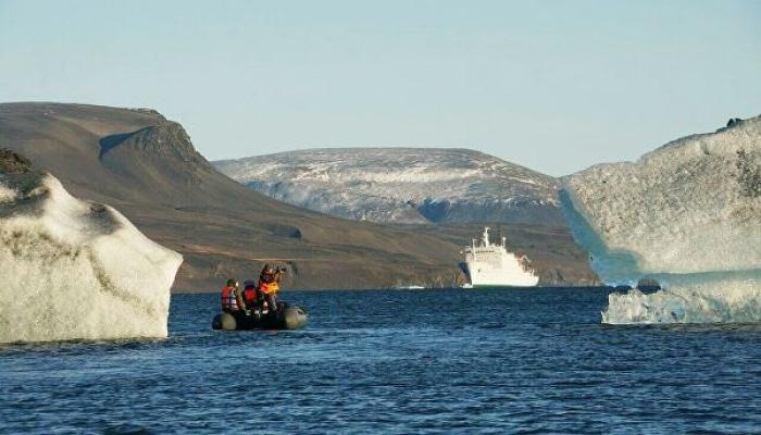 Канада поддержала запрет на использование мазута в водах Арктики