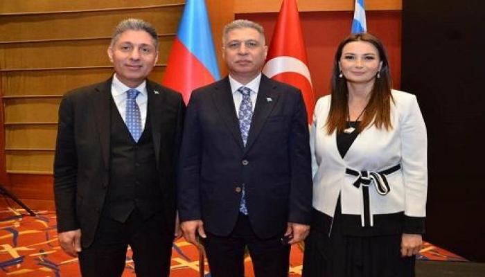 Qənirə Paşayeva Ərşad Salehi ilə görüşdü