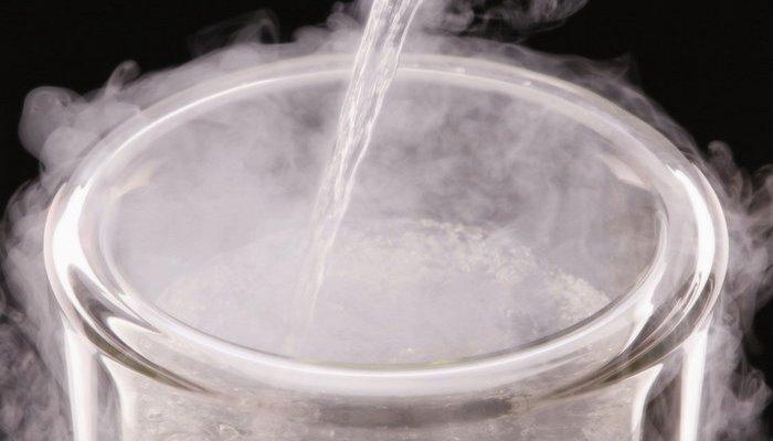 Впервые исследованы свойства жидкого углерода