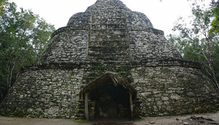 Maya mədəniyyətinin məhvi - Alimlərin yeni kəşfi