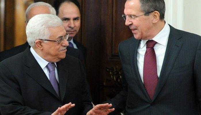 Лавров и Аббас выступили за укрепление палестино-российских связей