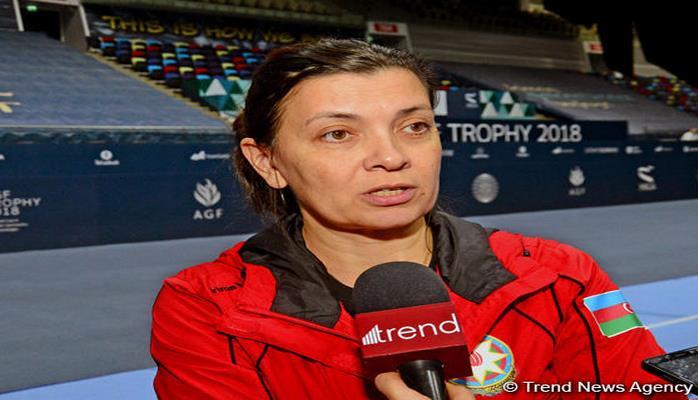 Гимнасты справились со своей работой - главный тренер сборной Азербайджана по акробатической гимнастике