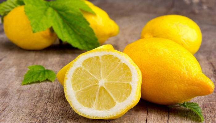 Limonun daha bir faydası...
