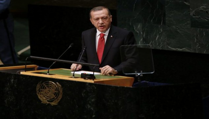 Эрдоган примет участие в Генеральной Ассамблее ООН