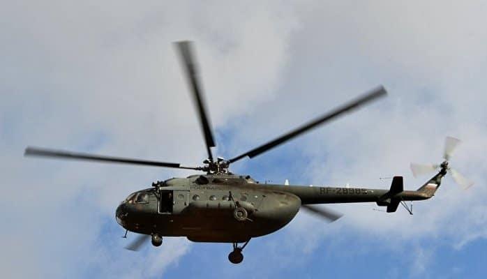 В Азербайджане начал работу сервисный центр для российских вертолетов