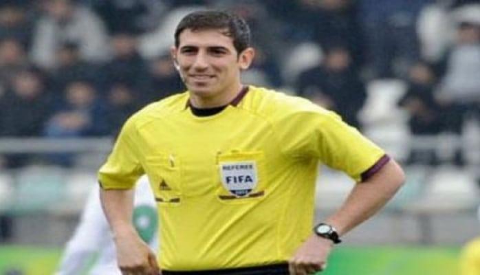 Azərbaycanın FIFA referisi 'Yuventus'un matçına təyinat alıb