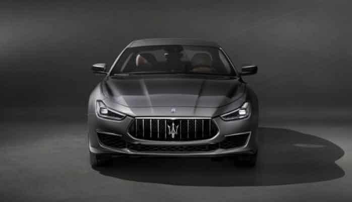 Maserati yeni möhtəşəm sedanı təqdim etdi