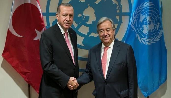 Турция и ООН подтвердили решимость укреплять сотрудничество