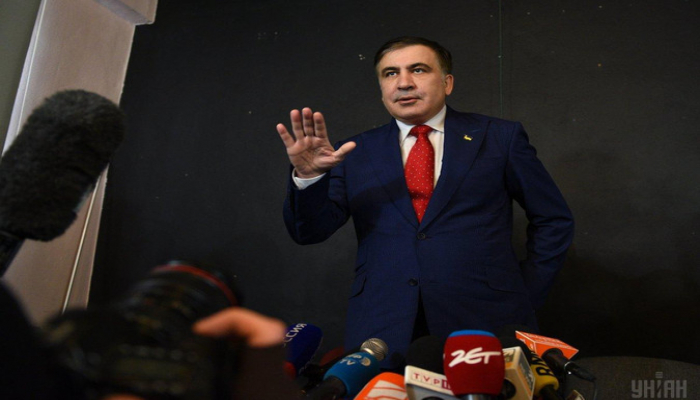 Saakaşvilinin partiyası Ukraynada keçiriləcək parlament seçkilərində iştirak etməyəcək
