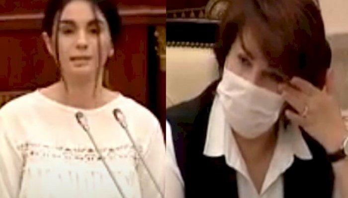 Şuşalı qızın parlamentdəki çıxışı deputatları kövrəltdi