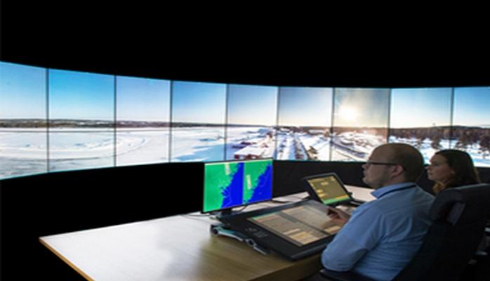Britaniya aeroportunda ilk virtual dispetçer otağı istifadəyə verilib