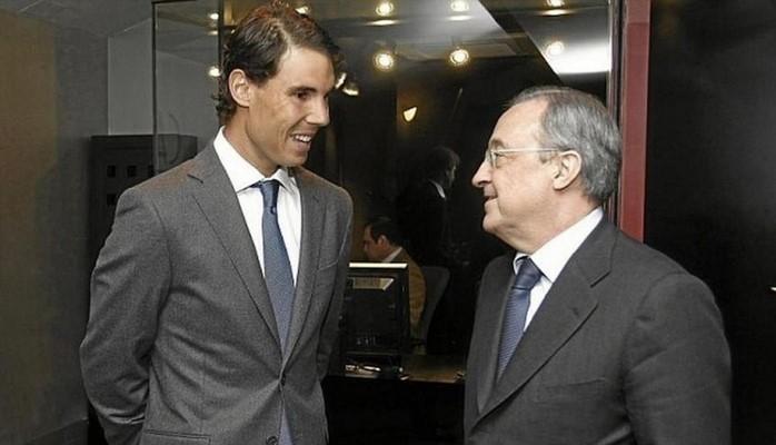 Теннисист Надаль может стать президентом мадридского «Реала»