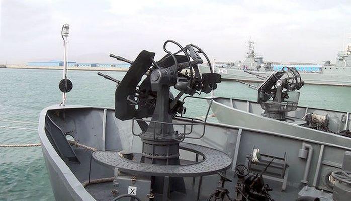 ВВС и ВМС Азербайджана выполнили действия по тактическим вводным