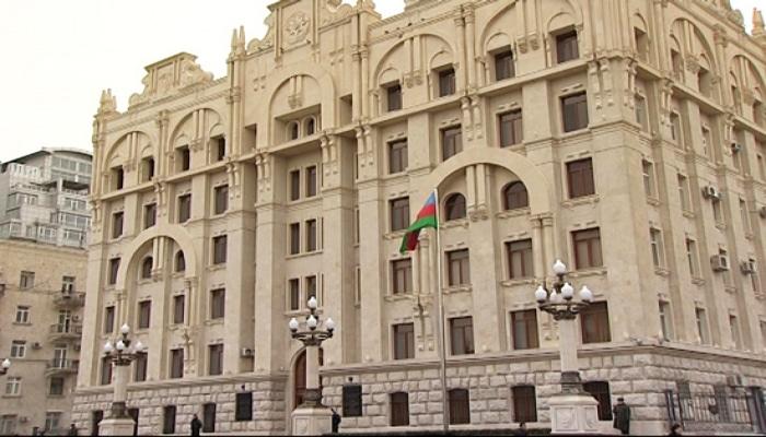МВД Азербайджана: Распространенный в социальных сетях документ является ложным