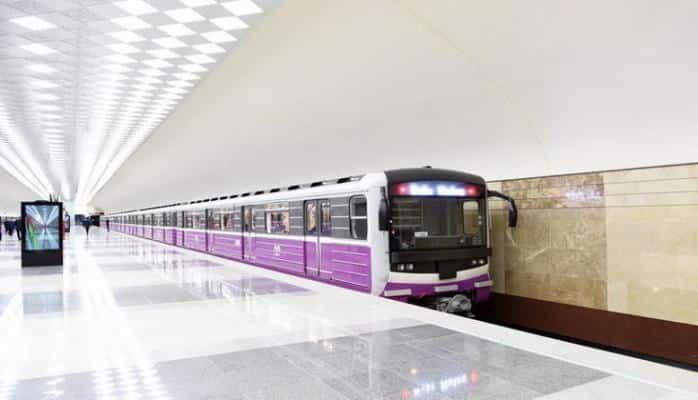 Bakıda yeni metro stansiyası istifadəyə veriləcək