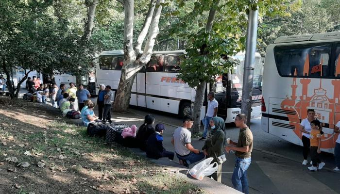 Из Грузии в Азербайджан эвакуируют еще 250 человек