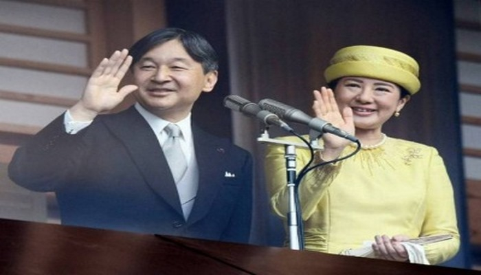Yaponiyanın yeni İmperatoru ilk dəfə xalqa müraciət edib