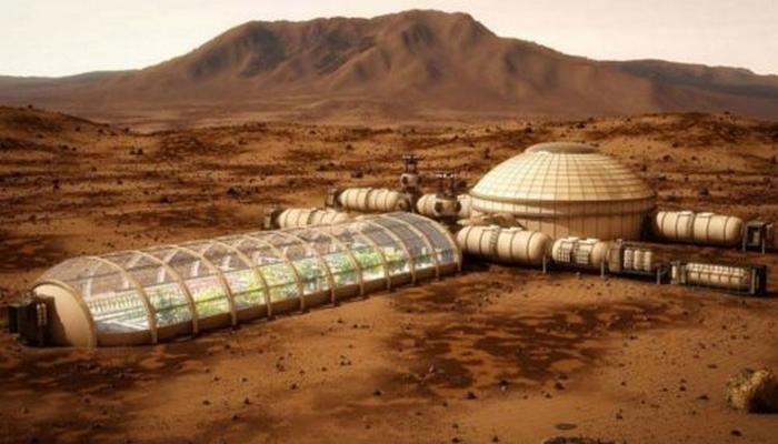 Ученые: Марс мог быть обитаем целых 700 млн. лет