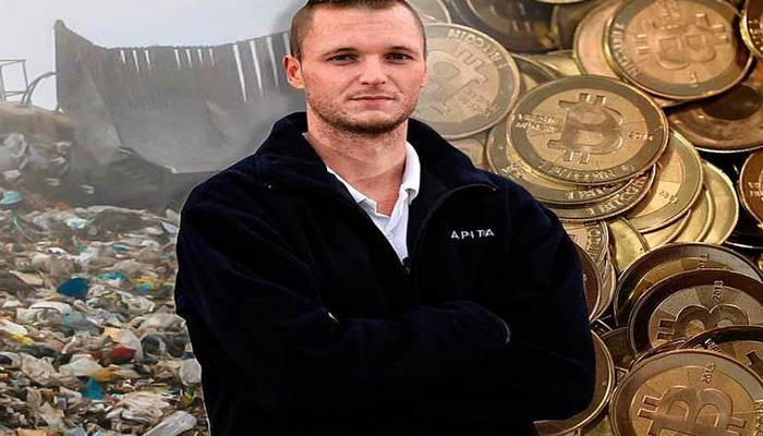 7500 bitcoin itirən şəxs – James Howells
