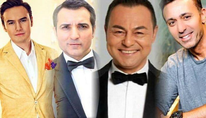 """Еще четыре турецкие поп-звезды выступят на фестивале """"ЖАРА"""""""
