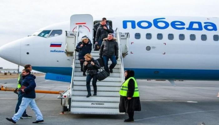 Rusiyanın hava nəqliyyatı şirkəti Ermənistana uçuşlarını dayandıracaq