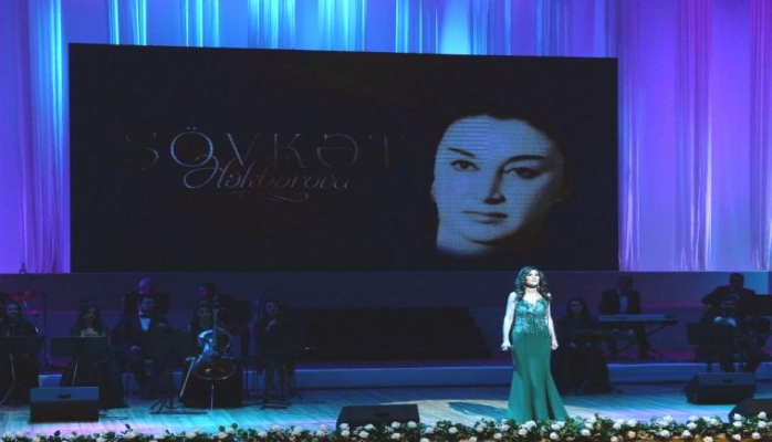Осталась в сердце: вспоминая Шовкет Алекперову