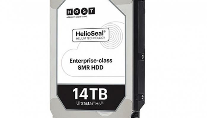 Western Digital 14TB-lıq sərt disk hazırladı