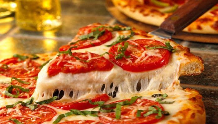 Шеф-повар создал крошечную пиццу для тех, кто хочет похудеть