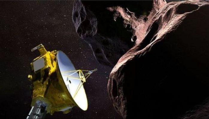 Günəş sisteminin kəşfi üçün daha bir addım