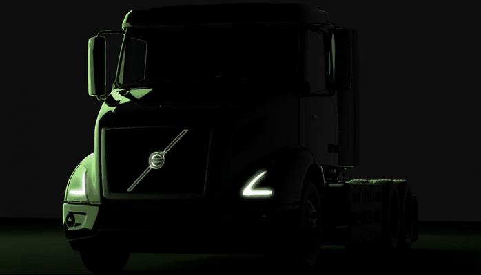Volvo'nun elektrikli kamyonu 2020'de yollarda olacak
