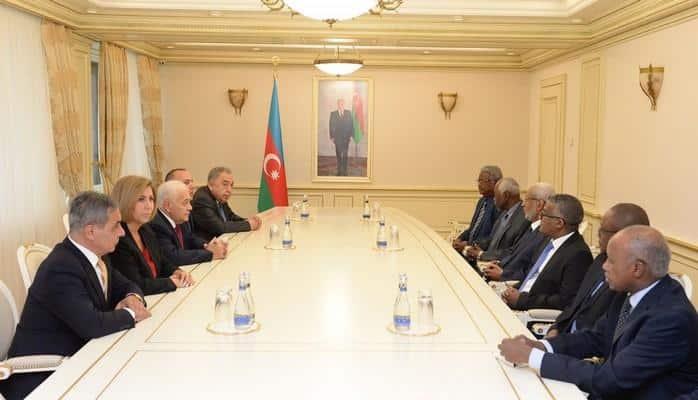 Ибрагим Ахмед Омар: Судан всегда поддерживает позицию Азербайджана