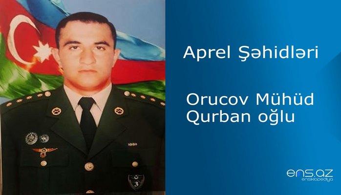 Orucov Mühüd Qurban oğlu
