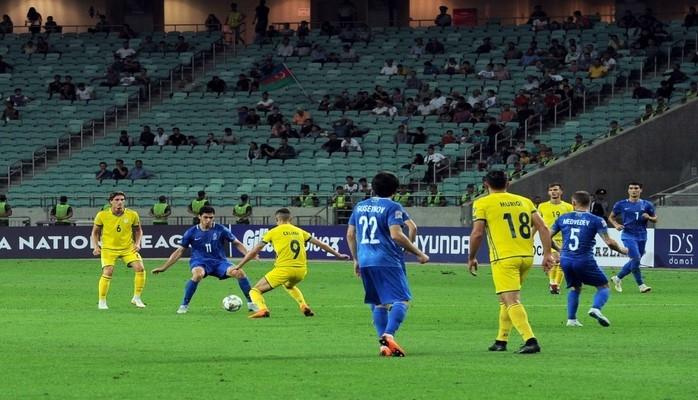 Азербайджан сыграл вничью с Косово на старте Лиги наций